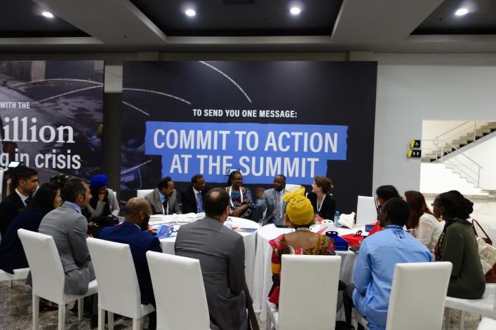 Video- Shabaka at the World Humanitarian Summit