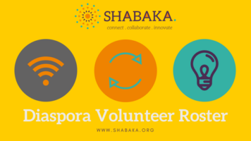 Join Shabaka's Remote Diaspora Volunteer Roster