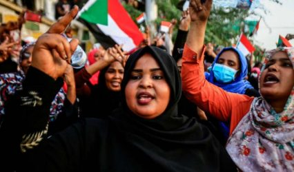Sudan's revolution risks being stolen from under our noses